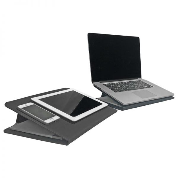 duo supporto innovativo per computer smartphone e tablet